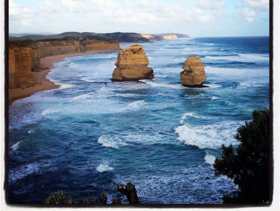 Breathtaking Lovely Banks  Australia