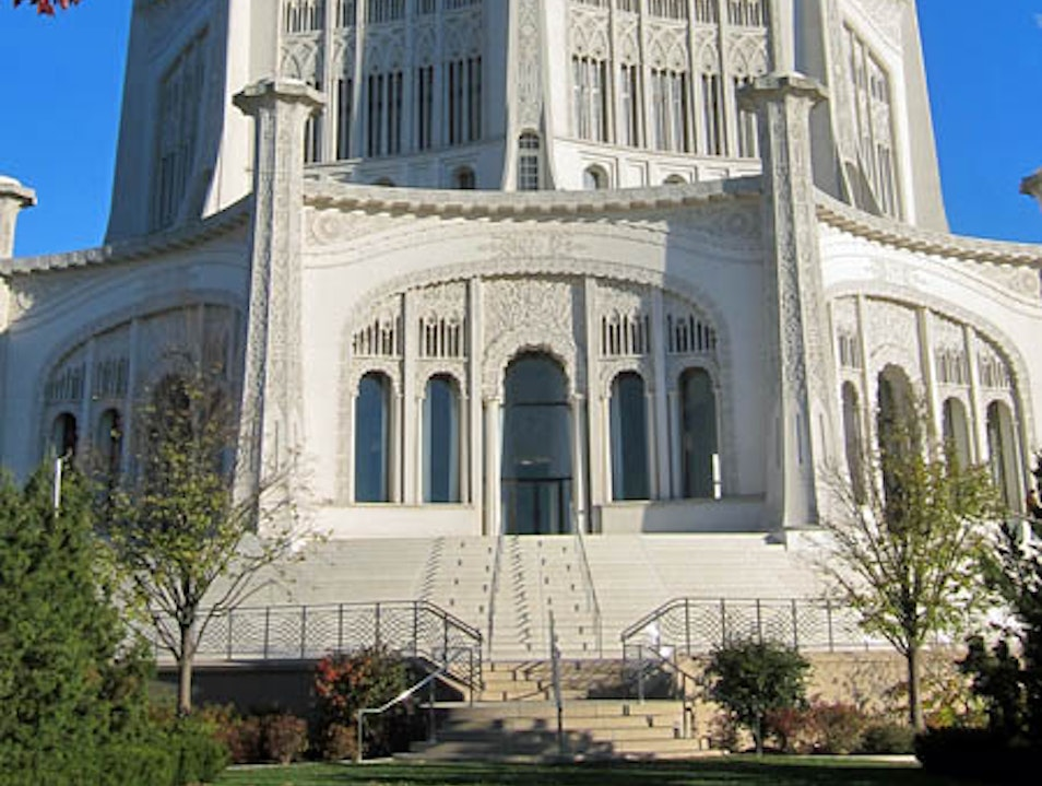 Stunning Temple Welcomes All Wilmette Illinois United States