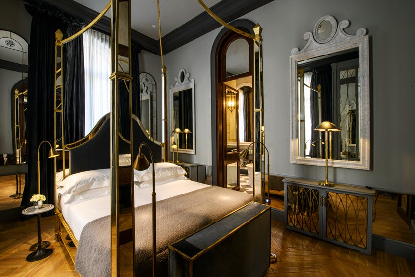 The newly renovated Helvetia & Bristol hotel feels like it could only be in Florence.