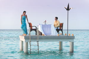 Dine at Four Seasons Resort Maldives at Landaa Giraavaru