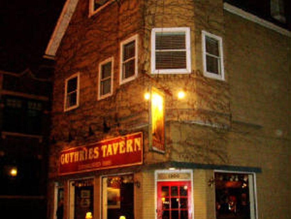 Guthries Tavern Chicago Illinois United States