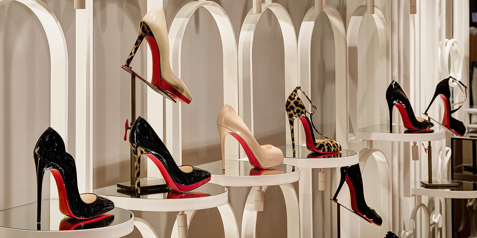 adresse magasin louboutin en france