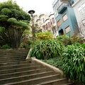 Filbert Steps San Francisco California United States