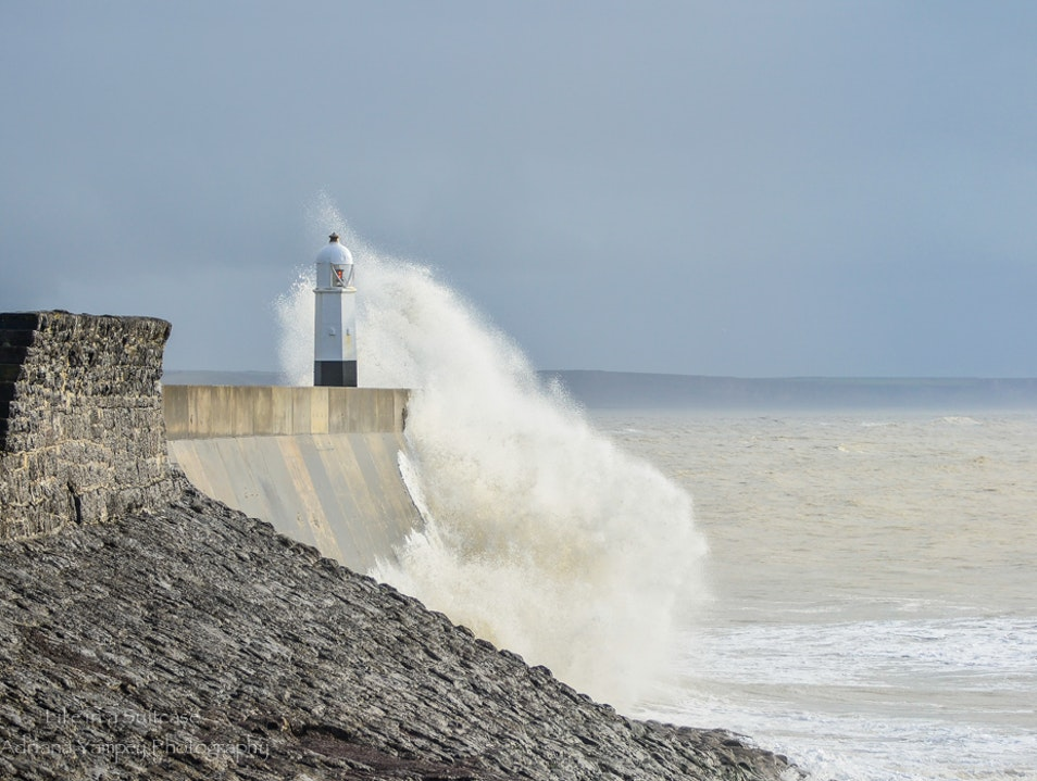 Porthcawl lighthouse Porthcawl  United Kingdom