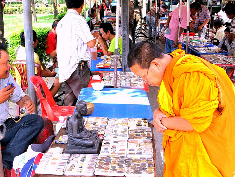 A Superstitious Business Bangkok  Thailand