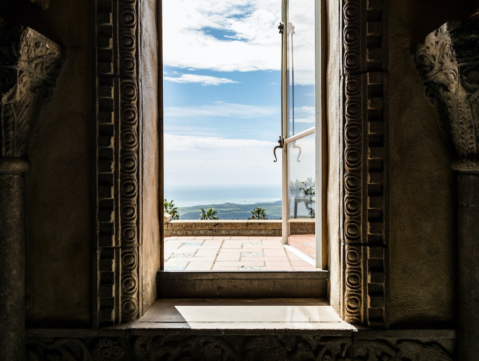 Hearst Castle San Simeon California United States