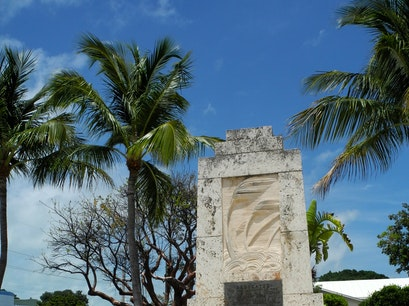 1935 Hurricane Monument, MM 82,  Islamorada Florida United States