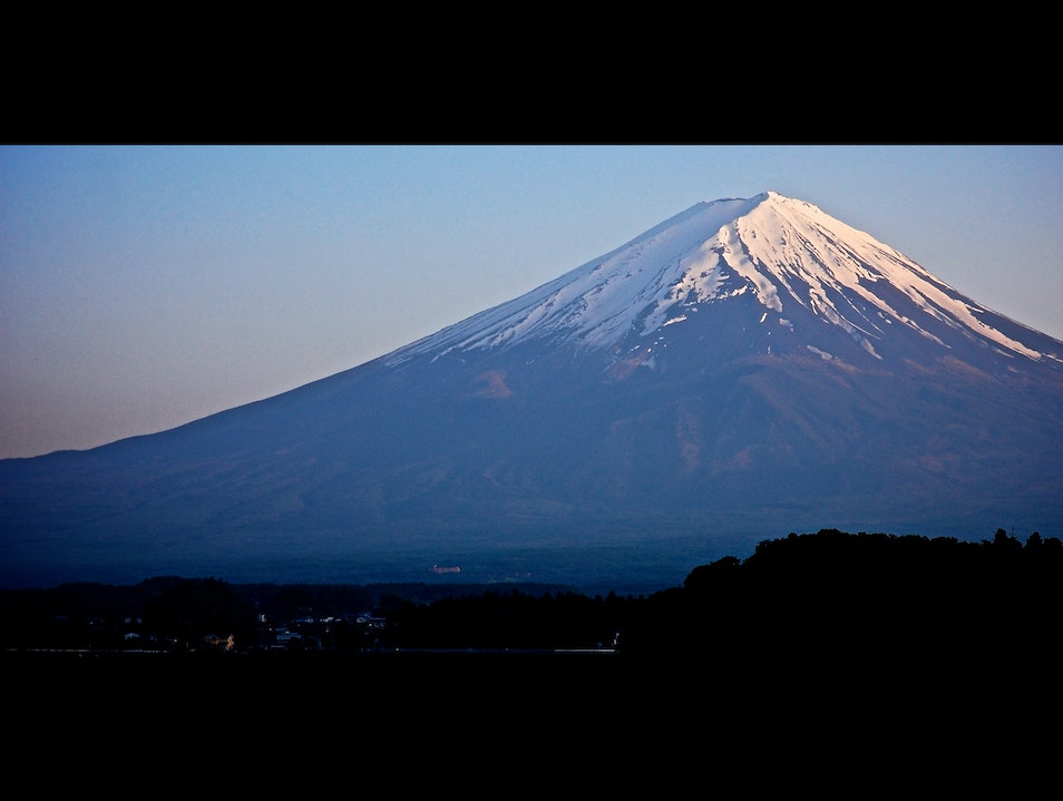 Pilgrimage to Fujisan, Japan