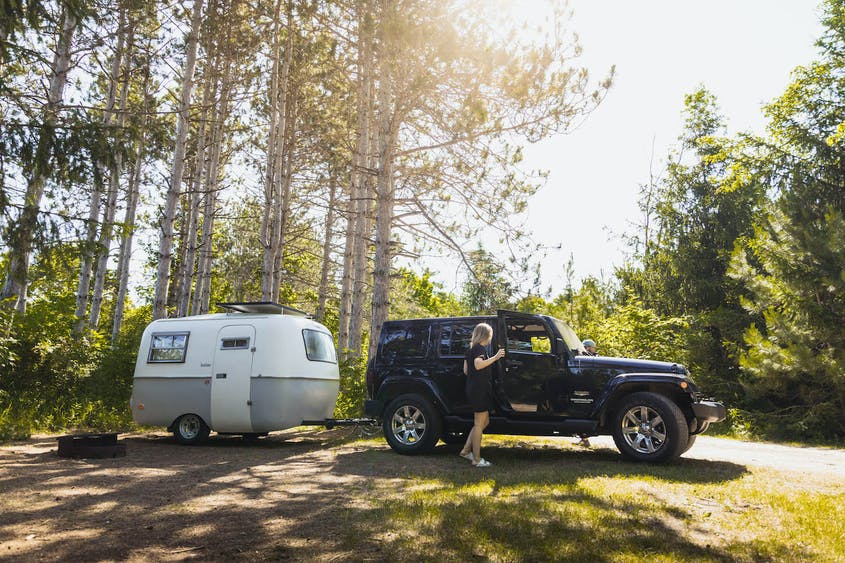 A great place to start is Outdoorsy—the Airbnb of RV rentals.