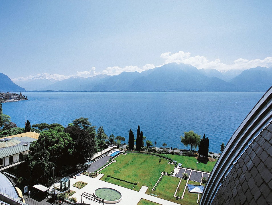 Fairmont Le Montreux Palace Montreux  Switzerland