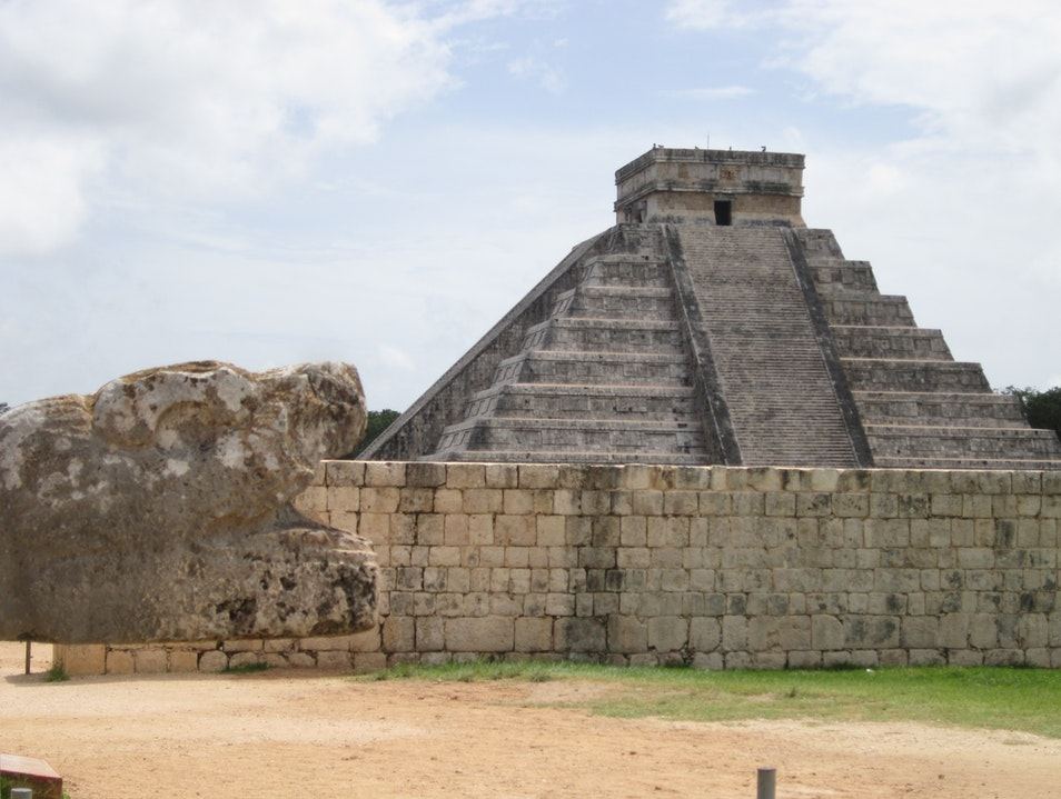 Chichen Itza and the Plumed Serpent  Tinum  Mexico