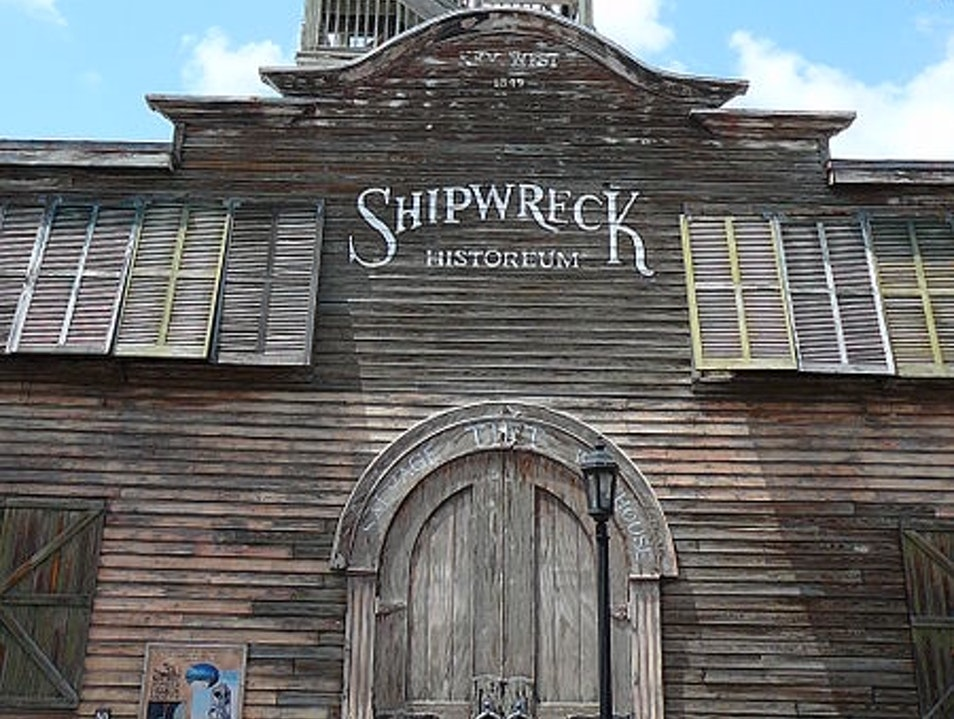Ahoy Matey! Shipwreck Museum in Key West