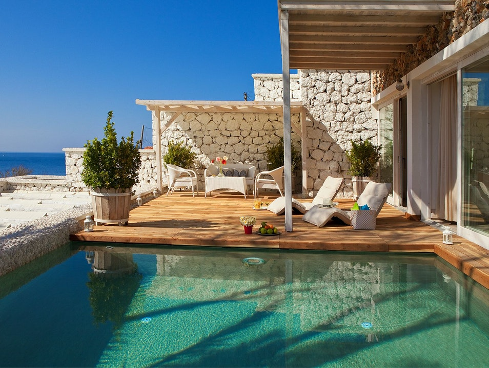 Likya Gardens Hotel: A Cliffside Hideaway in Turkey Kalkan  Turkey