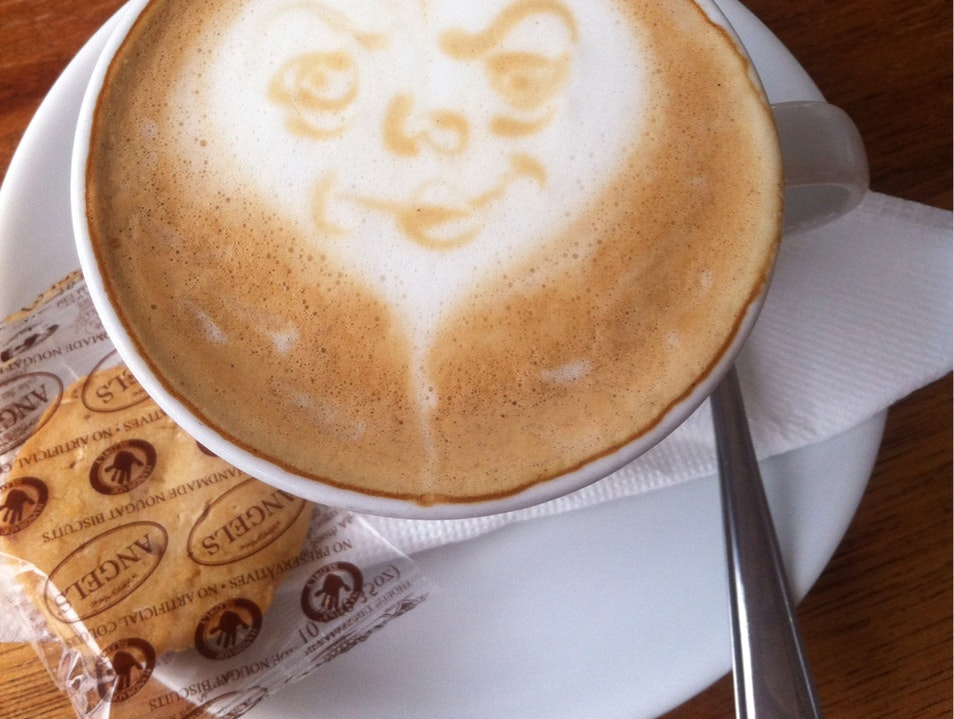 Talented Barista! Cape Town  South Africa