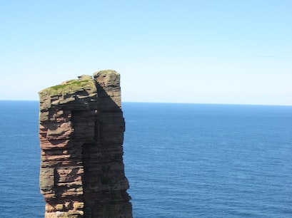 Old Man of Hoy Stromness  United Kingdom