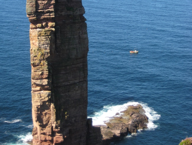 The Old Man Of Hoy...