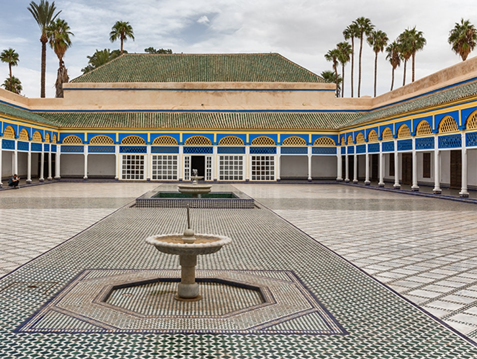 Admire the Splendor of Marrakesh's Imperial Palaces Marrakech  Morocco