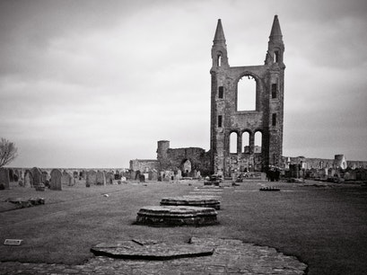 St Andrews Cathedral Saint Andrews  United Kingdom