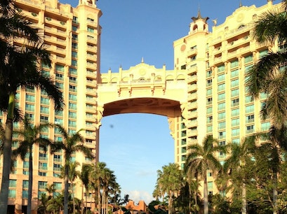 Atlantis Resort Paradise Island  The Bahamas