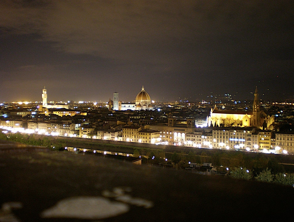 Florence by Night   Italy
