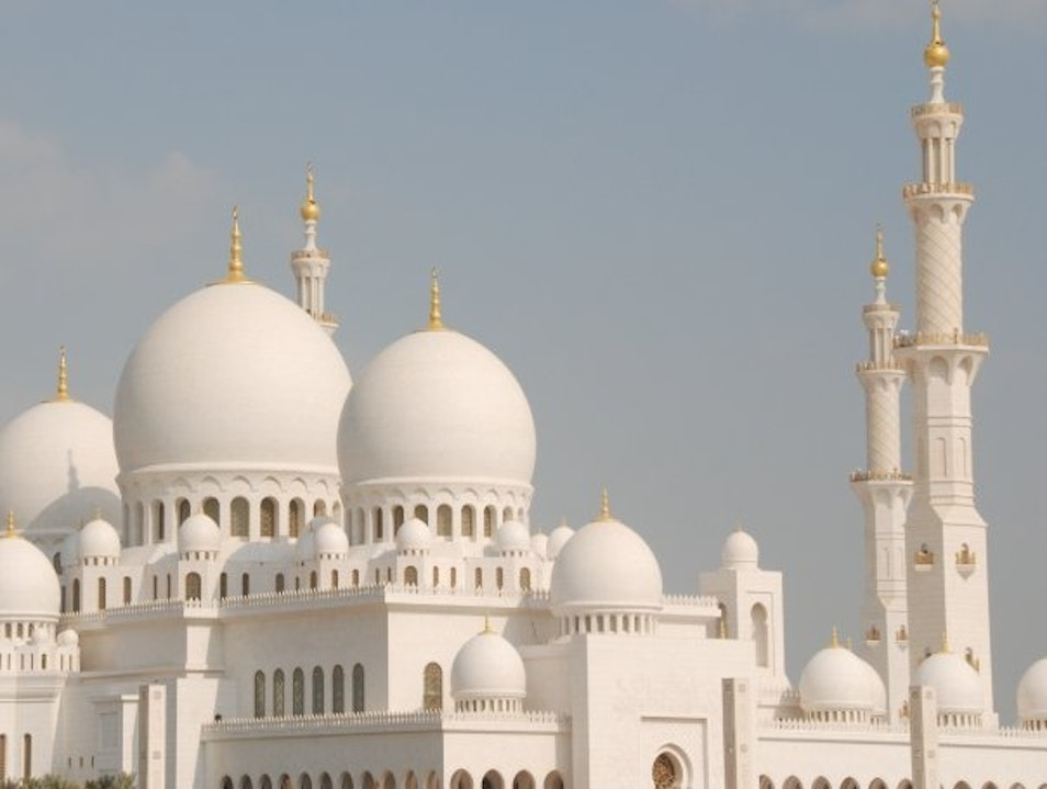 Experiencing Traditions in the UAE Abu Dhabi  United Arab Emirates