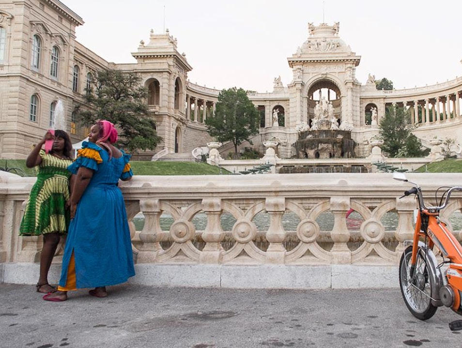 Marseille embrace different Cultures but is France!