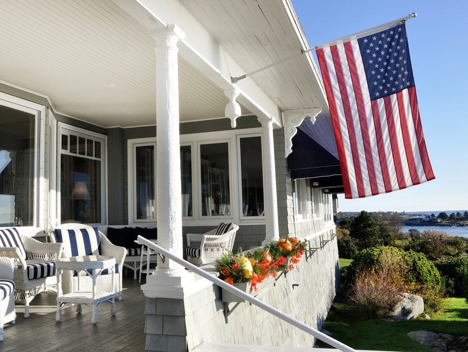 Cape Arundel Inn Kennebunkport Maine United States