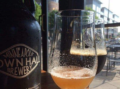 Town Hall Brewery Minneapolis Minnesota United States