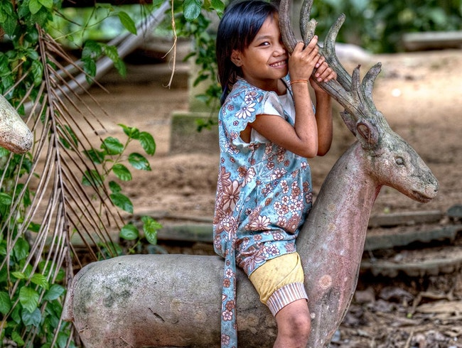 The Little Princess Of Kulen