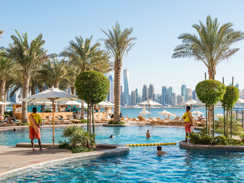 For a Pool with a View Dubai  United Arab Emirates