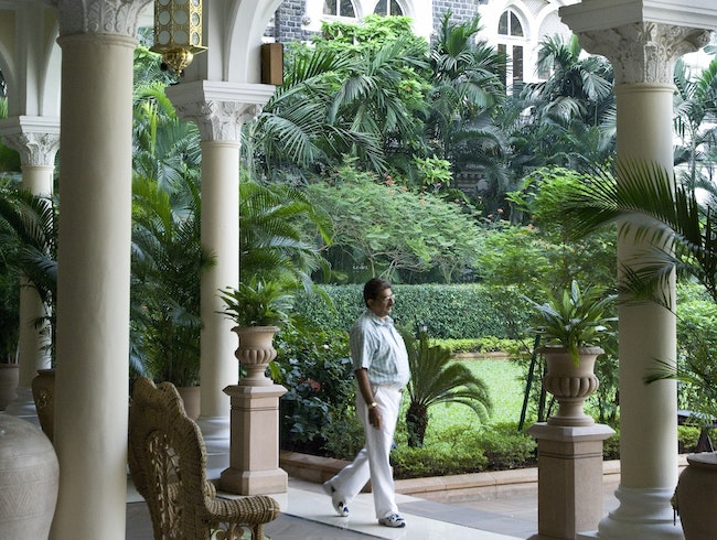 A Mumbai Hotel Where Musical History Was Made