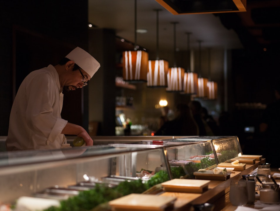 Nobu San Diego: Delicious Sushi in the Gaslamp San Diego California United States