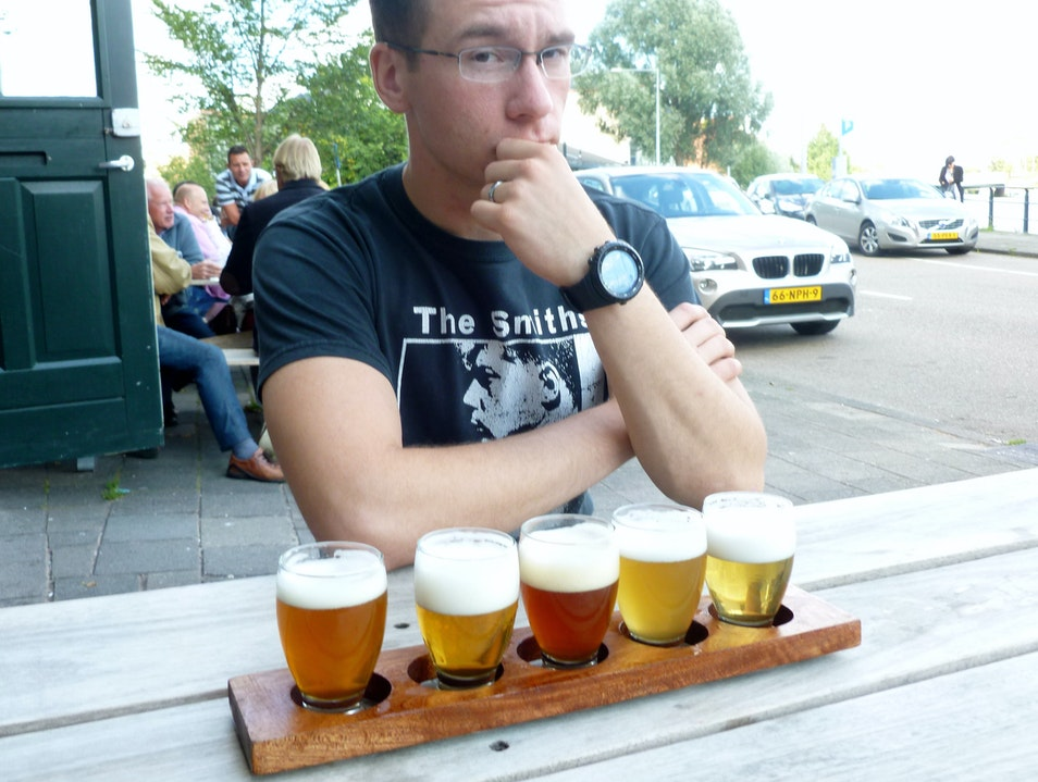 The Windmill Brewery in Amsterdam