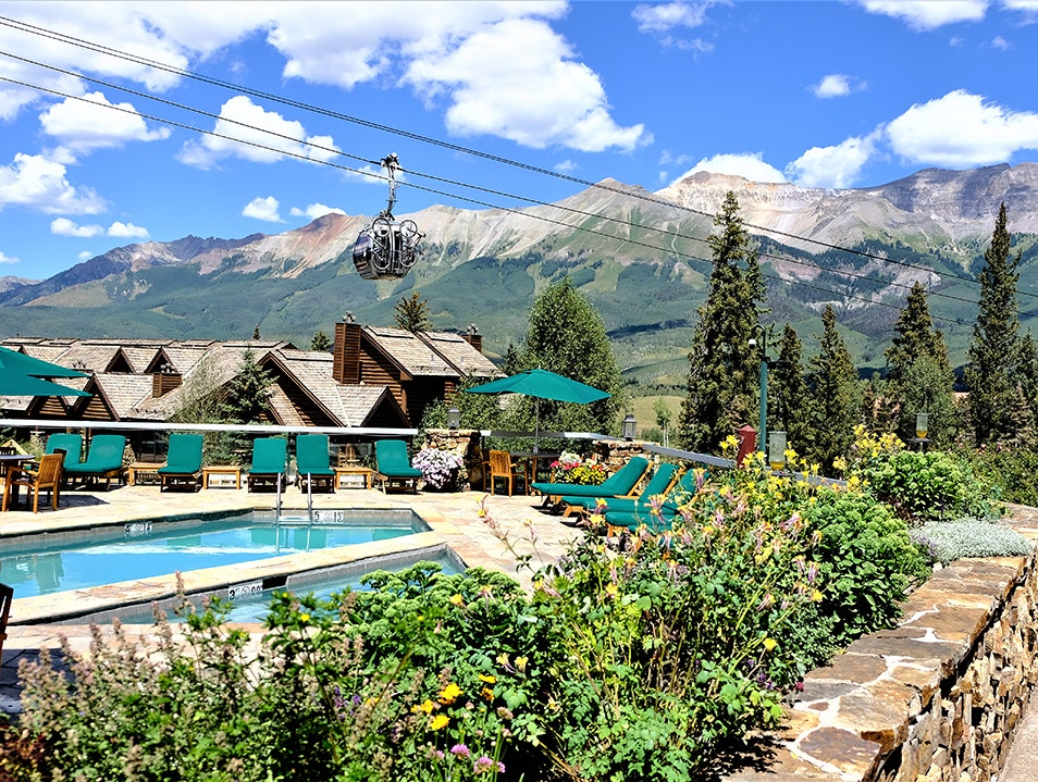 Mountain Lodge Telluride Telluride Colorado United States