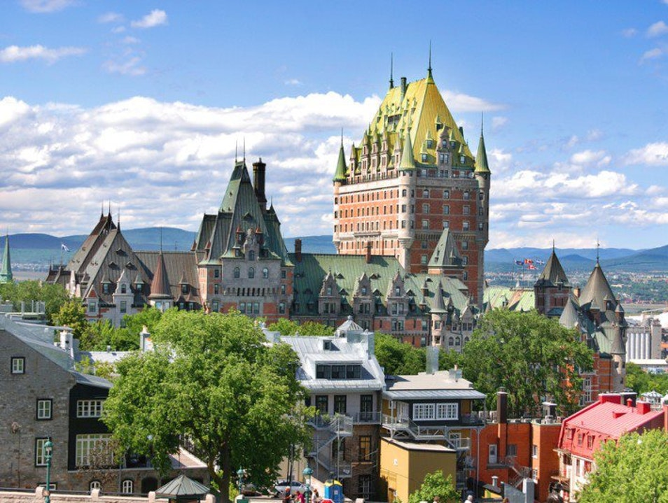 Quebec City Quebec  Canada