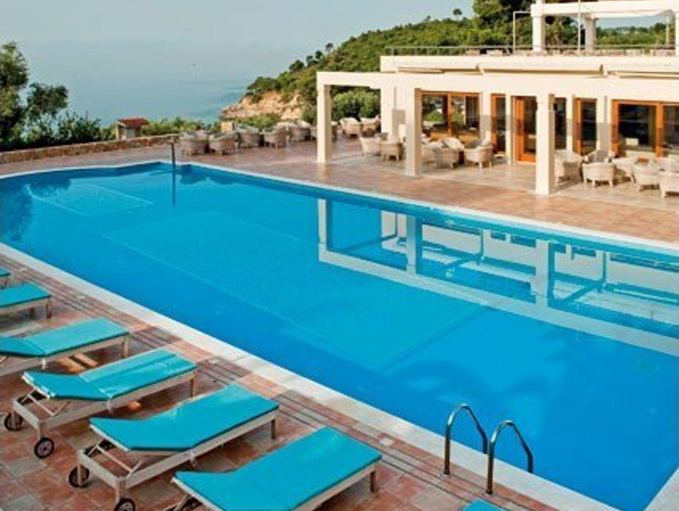Relax & Luxury Chrisi Milia  Greece