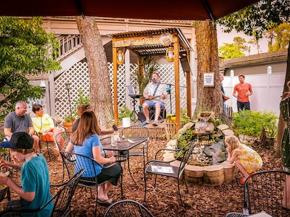 A Lowcountry Backyard Restaurant Hilton Head Island South Carolina United States