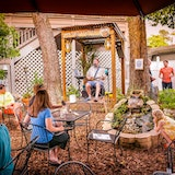A Lowcountry Backyard Restaurant