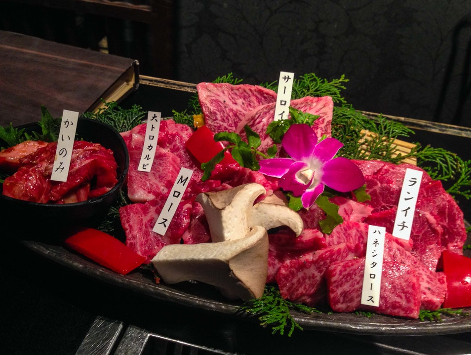 Know your Japanese Beef Osaka  Japan