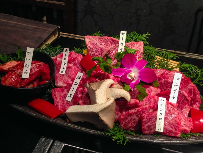 Know your Japanese Beef