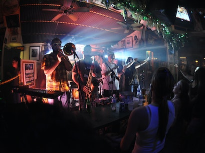 Green Parrot Bar Key West Florida United States