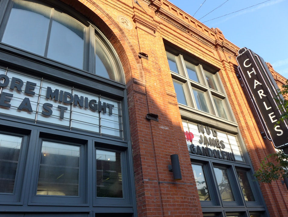 Baltimore's Place for Foreign, Independent and Specialty Films