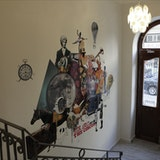 City Circus hostel, Athens