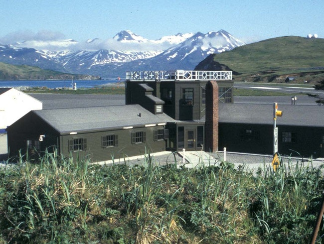 Aleutian WWII National Historic Area