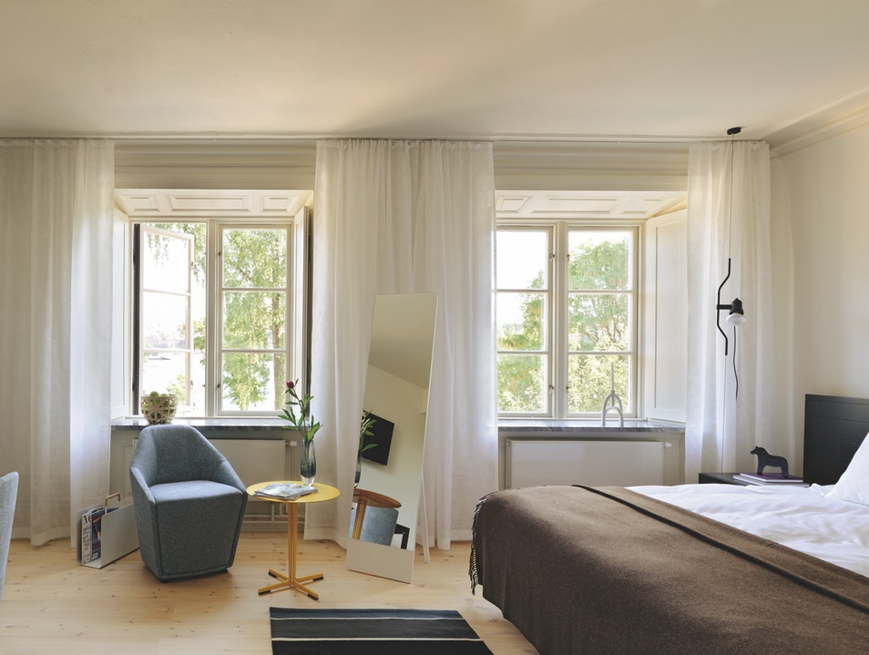 Stay Secluded in Sweden at Skeppsholmen