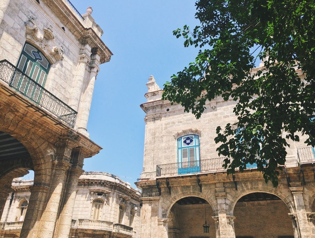 Old Havana's Most Lively Square