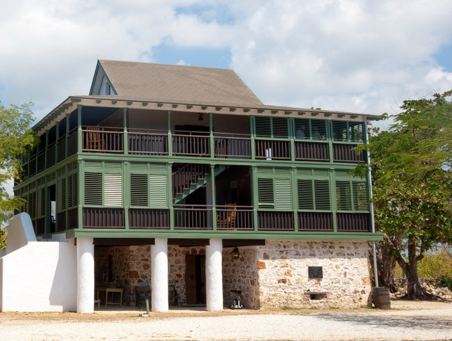 Pedro St. James National Historic Site