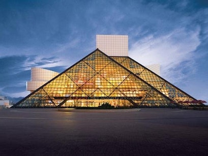 Rock & Roll Hall of Fame  Cleveland Ohio United States