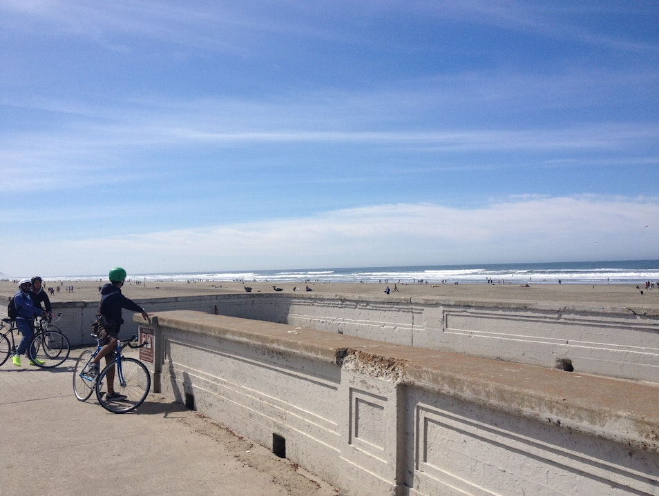 Best Beginner Bike Ride in San Francisco San Francisco California United States