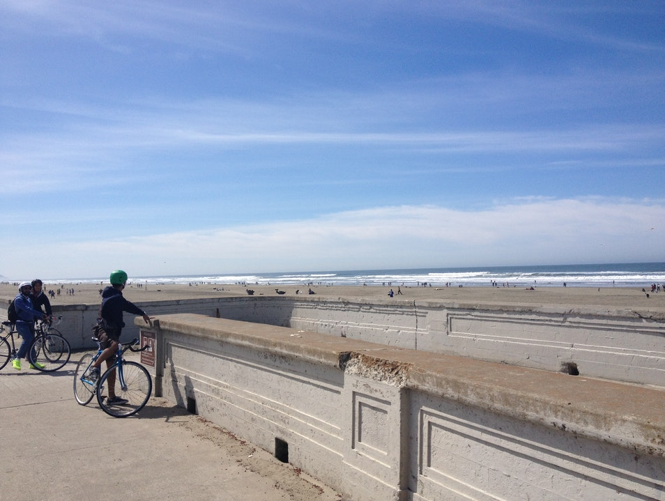 Best Beginner Bike Ride in San Francisco
